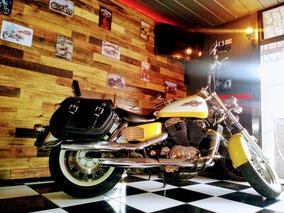 Honda Shadow 1100 Ac Uma Verdadeira Clássica Urgente!!!