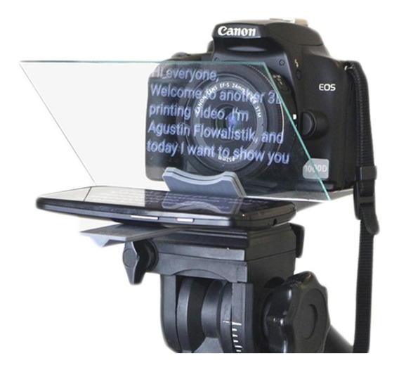 Teleprompter Suporte Para Celular Youtubers