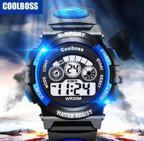 Relógio Esportivo Digital Coolboss S-sport