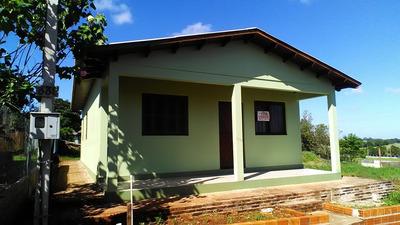 Vendo Casa Nova Em Catuípe