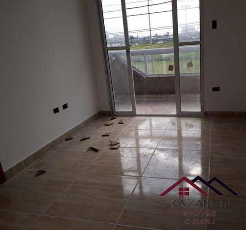 Sobrado Em Condomínio - 3 Dorms, 1 Suíte, 1 Vaga - Nova Mirim/pg - 3185