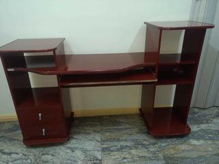 Mesa Escrivaninha Para Computador Da Kappesberg