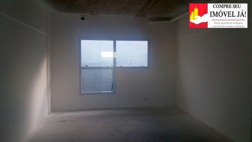 Imagem 1 de 4 de Salas Comerciais Com 40 M² E 43 M² Condomínio Cgh Aeroporto Offices - 189