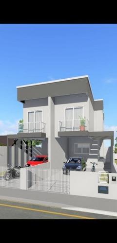 Sobrado Com 3 Dormitórios À Venda, 116 M² Por R$ 350.000,00 - Potecas - São José/sc - So0833
