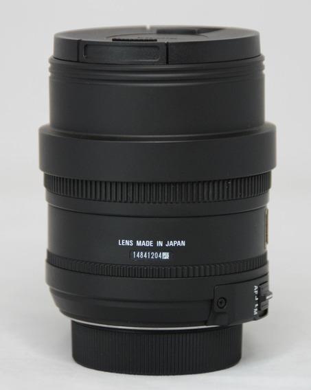 Lente Sigma 10 Mm 1 2.8 Dc Novissima