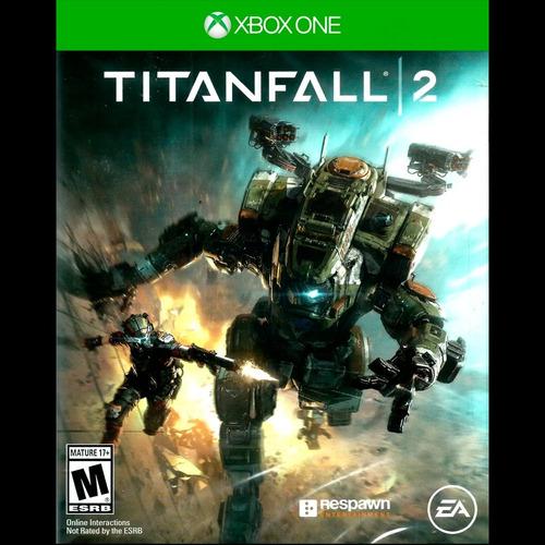 Titanfall 2 Xbox One Cd Juego Físico Nuevo Original Sellado