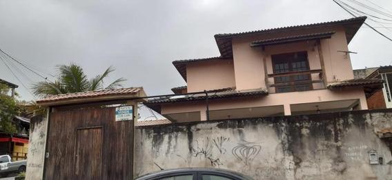 Casa Em Trindade, São Gonçalo/rj De 255m² 4 Quartos À Venda Por R$ 500.000,00 - Ca315704