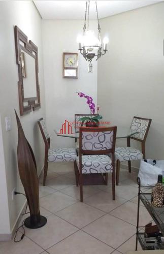 Apartamento À Venda Vila Euclides São Bernardo Do Campo 3 Dorm - 1451