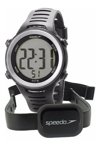 Relógio De Pulso Monitor Cardíaco Speedo 66001g0emnp1 P