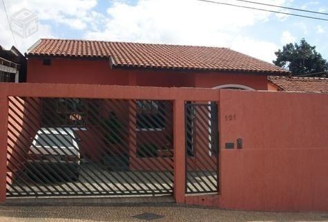 Casa Residencial À Venda, Vila São Sebastião, Valinhos. - Ca5690