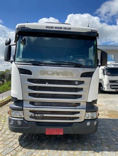 Imagem 1 de 8 de Caminhão Scania R 440 6x4 Traçado Ano/modelo 2014/2014