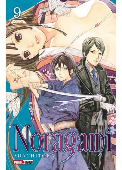 Panini Manga Noragami Adachitoka