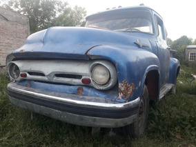 Ford F-100 Pick Up 56