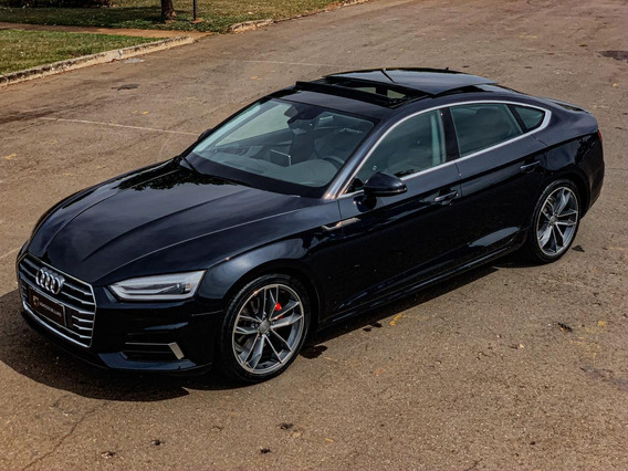 Audi A5 Sportback Ambiente 2.0 2018 Preto