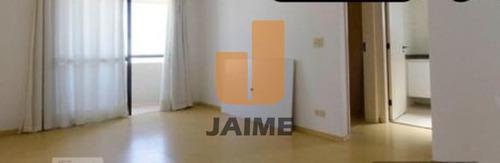 Apartamento Para Locação No Bairro Perdizes Em São Paulo - Cod: Ja17427 - Ja17427