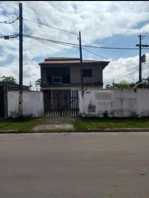 Vendo Casa Com Lado Praia Dos Prados Peruíbe Litoral Sul Sp