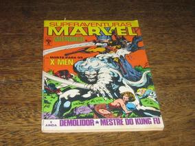 Superaventuras Marvel Nº 40 Outubro/1985 Editora Abril