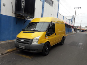 Ford Transit 2.4 Curto 5p 2010