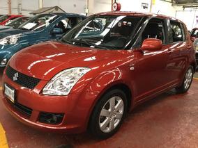 Suzuki Swift Gls Std 5 Vel Ac 2009