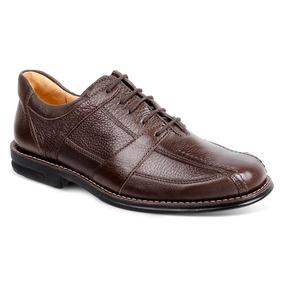 Sapato Social Masculino Conforto Sandro Moscoloni New Joe