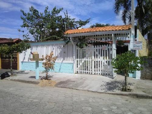 Linda Casa Com Varanda No Gaivota Em Itanhaém - 1211   Npc