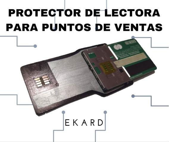 Protector Adaptador Lector Tarjetas Chip Verifone Flexipos