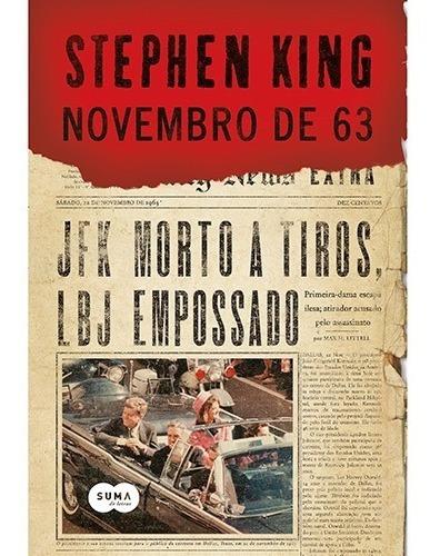 Novembro De 63 (novo) - Stephen King