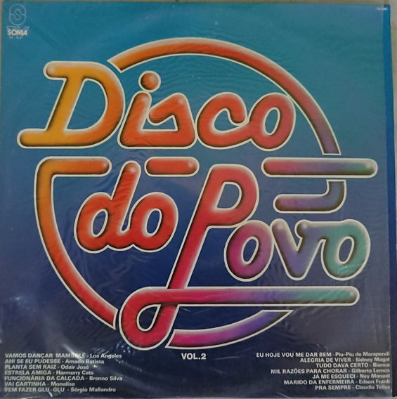 Disco Do Povo