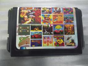 Mega Drive 18 In 1 Muitos Jogos Bons!!