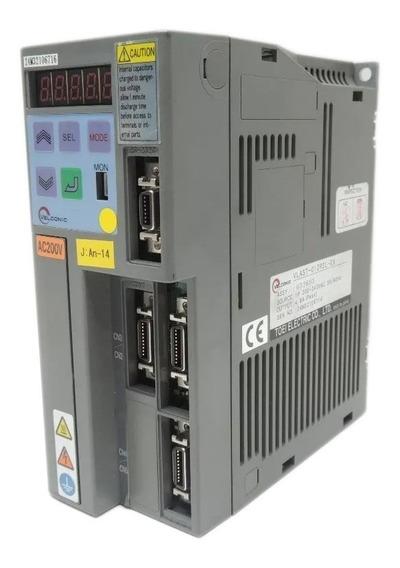 Servodrive Velconic Vlast-012p2l-ex Toei Electric 220v 4.8a