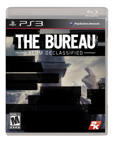 The Bureau Xcom Declassified Ps3 Lacrado Mídia Física