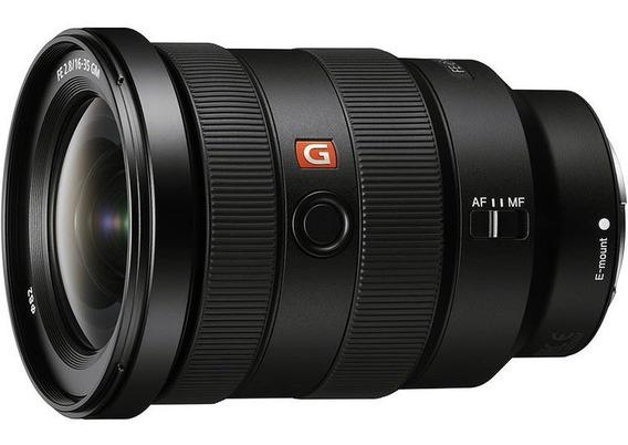 Lente Sony Fe 16-35mm F/2.8 Gm Sel1635gm