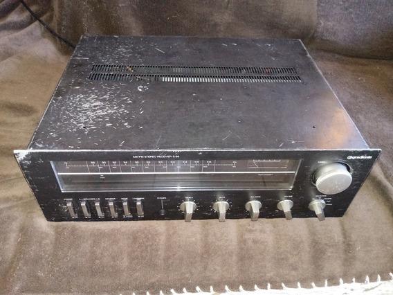 Rádio Amplificado Gradiente.
