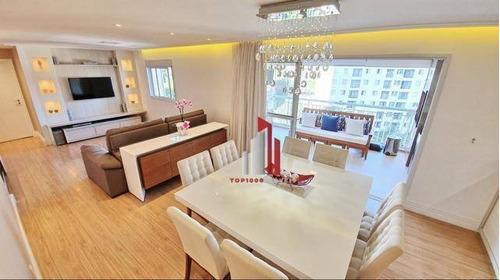 Apartamento Com 2 Dormitórios À Venda, 110 M² Por R$ 948.000,00 - Imirim - São Paulo/sp - Ap0922