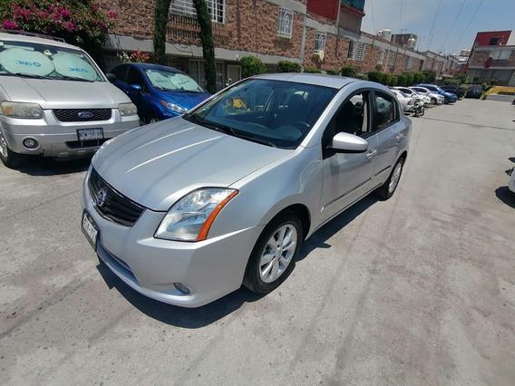 Sentra Emotion Automatico 2012 55000 Km Plata 4 Puertas