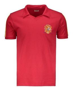 Camisa Retrô Espanha 1986