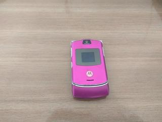 Celular Motorola V3 Mais Samsung Sgh-g600