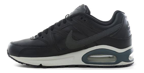 Zapatillas Nike Air Max Command Black -hombre
