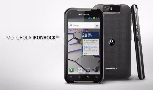Imagen 1 de 3 de Promo Ultimos Dias Motorola Iron Rock, Nuevo De Fabrica