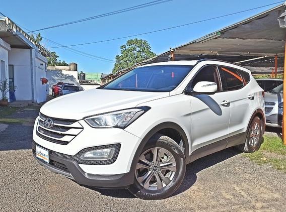 Hyundai Santa Fe 7 Asientos At Automatica 2013