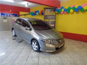 Honda City 1.5 Lx 16v Flex 4p Automático Única Dona