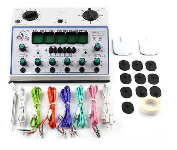 Electroestimulador Acupuntura Kwd808-i Profesional,terapias!
