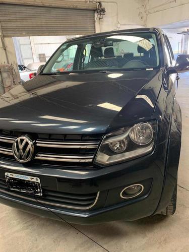 Volkswagen Amarok 2.0 Cd Tdi 4x2 Highline Pack C33 2015