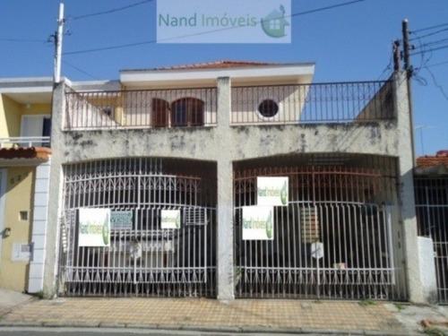 Imagem 1 de 26 de Sobrado Residencial À Venda, Vila Fernandes, São Paulo - So0046. - So0046