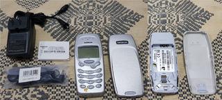 Nokia 3310 Atualizado Para Nokia 3315, Rarissimo! Novo!
