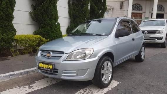 Chevrolet Celta Life 1.0 Vhc Flex Manual Prata 2008