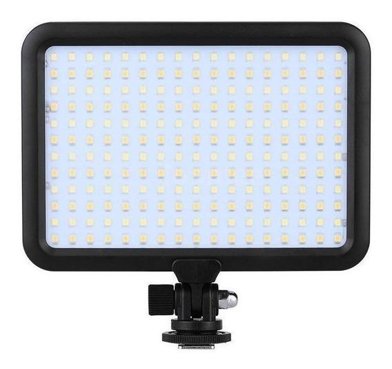 Luz contínua Triopo TTV-204 tipo painel cor branca quente e fria