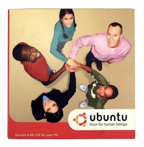 Ubuntu 6.06 Lts - Raridade