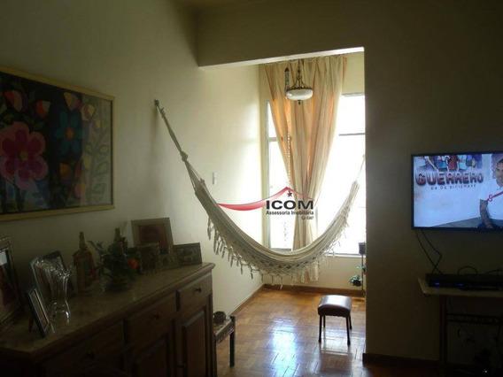 Apartamento Residencial À Venda, Catete, Rio De Janeiro. - Ap0881