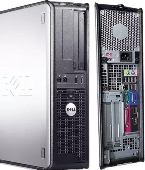 Cpu Dell Optiplex 760 Core 2 Duo E7400 2.80ghz, 4gb, 160gb